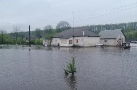 Із підтоплених будинків на Тернопільщині не можуть вийти люди