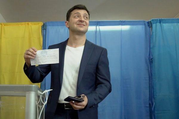Зеленський набирає понад 73 % голосів: результати національного екзит-полу