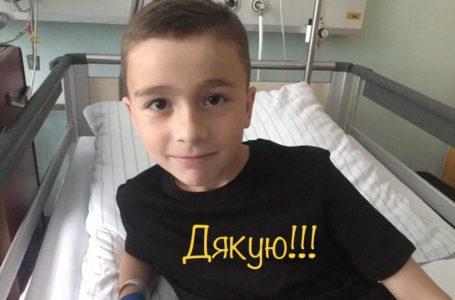 Операція, на яку Ігорю Статкевичу збирала кошти вся Тернопільщина, пройшла успішно