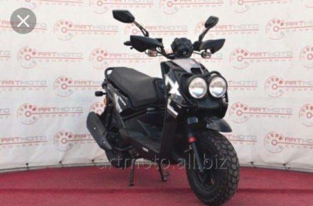 У тернополянина вкрали мотоцикл, вартістю 25 тисяч гривень