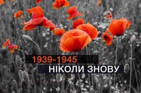 Внаслідок Другої світової війни загинув кожен п'ятий українець