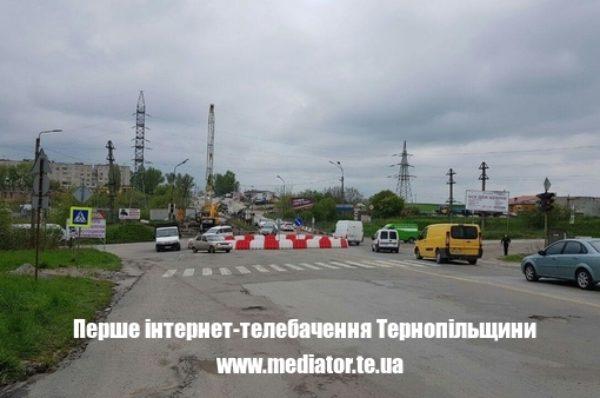 В четвер Гаївський міст закриють на три години