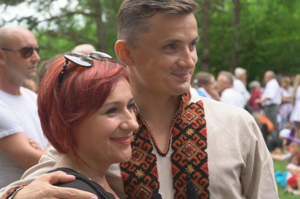 Виконавці фестивалю «Братина» отримали відзнаки від народного депутата Михайла Головка (Відео)