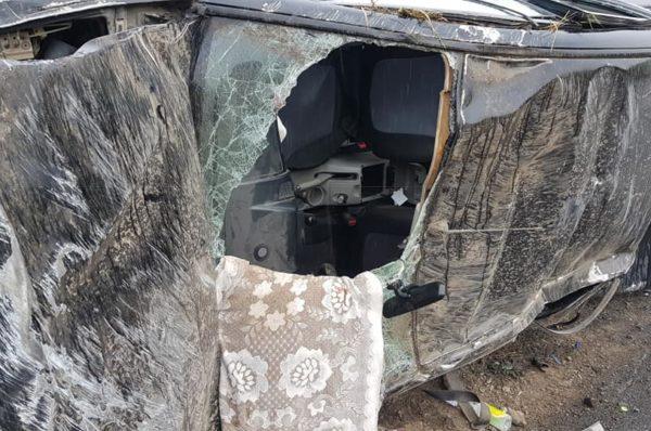 У ДТП на Тернопільщині постраждали жінка з дитиною (Фото)