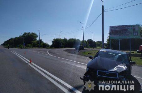 У ДТП на Теребовлянщині постраждали четверо людей