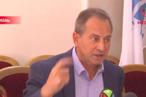 Якщо коаліцію створюватимуть на космо-політичній основі, ми підем в опозицію, – Микола Томенко про роботу в уряді (Відео)
