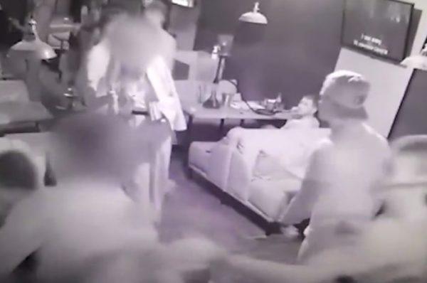 В одному з нічних клубів Тернополя невідомі побили чоловіка, потерпілий у лікарні (Відео)