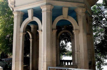 Реконструкція альтанки у парку ім. Т. Шевченка обійдеться Тернополю у 450 тисяч гривень