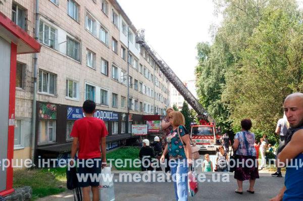 У Тернополі в квартирі зачинилася півторарічна дитина (Фото)