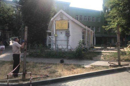 """На місці дитячого кафе у центрі Тернополя """"виросте"""" кількаповерхова новобудова"""