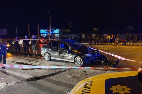 Вночі на об'їзній Тернополя поліціанти ганялися за п'яним правопорушником (Відео)