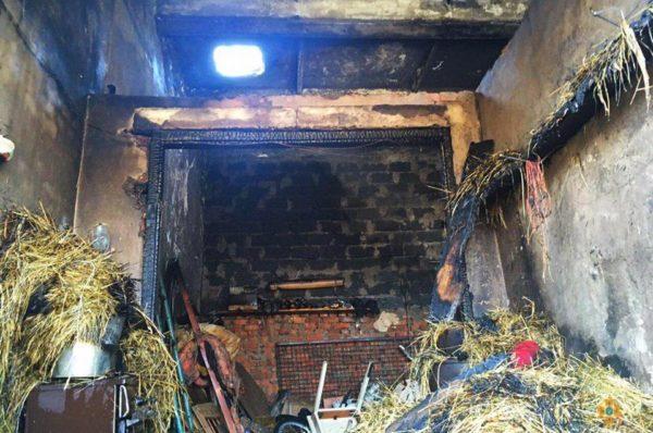 У пожежі в Бучацькому районі травмувався підліток