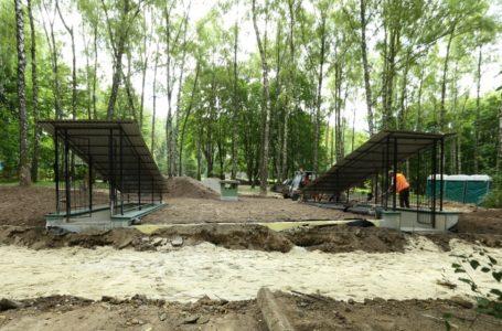 Тернопільські парки готують до святкування Дня міста (Фото)