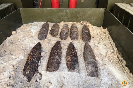 У дворі тернопільської школи знайшли боєприпаси часів Другої світової війни (Фото)