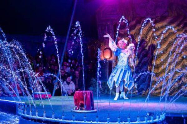 Світ пригод. До Тернополя їде цирк на воді (Відео)