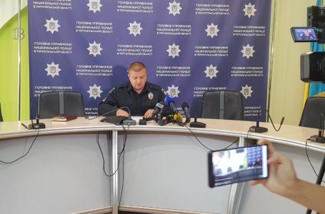 Тернопільські правоохоронці про замах на вбивство ректора ТНЕУ (Наживо)
