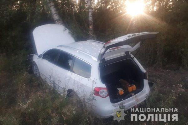 На Тернопільщині у двох автопригодах травмувалися люди