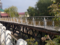 У центрі Теребовлі демонтують пішохідний міст (ФОТО)