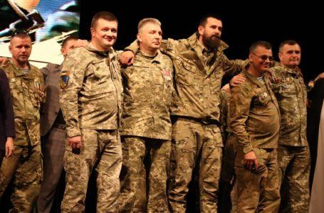 Двадцятьох добровольців з Тернопільщини відзначили цінними орденами