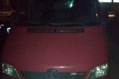 У Тернополі п'яний водій намагався втекти від патрульних (Відео)