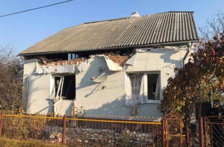 На Тернопільщині стався вибух у житловому будинку (ФОТО)