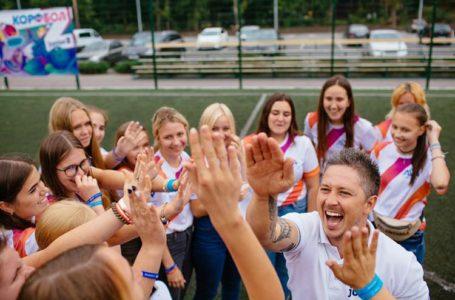 Тернопільські школярі навчаться новим видам спорту з телеведучим Олександром Педаном