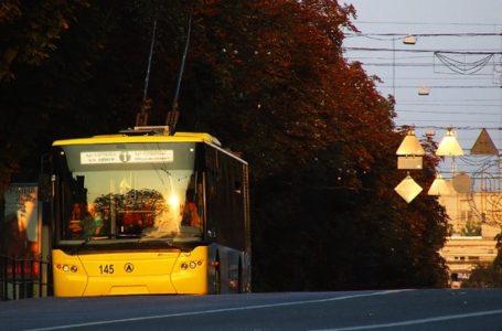 Відсьогодні тролейбус №1 курсуватиме за новим маршрутом