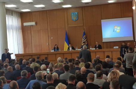 Президент представляє голову Тернопільської ОДА (Наживо)