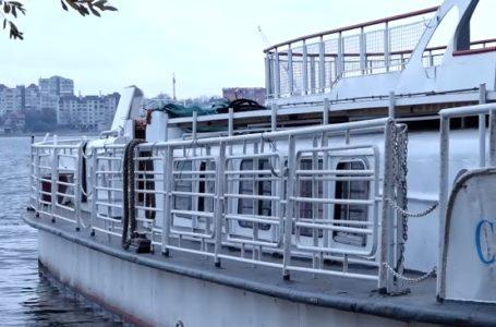 Весною Тернопільським ставом курсуватиме новий теплохід «Сігма»