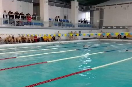 У Тернополі змагались у плаванні в пам'ять про воїна АТО Юрія Горайського (Фото)