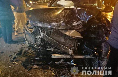 У ДТП на Тернопільщині одна людина загинула, троє травмувалось (Фото)