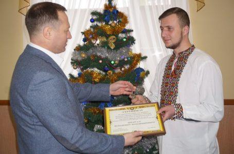 Різдво у новій домівці. Ветеран АТО отримав сертифікат на придбання житла (Відео)