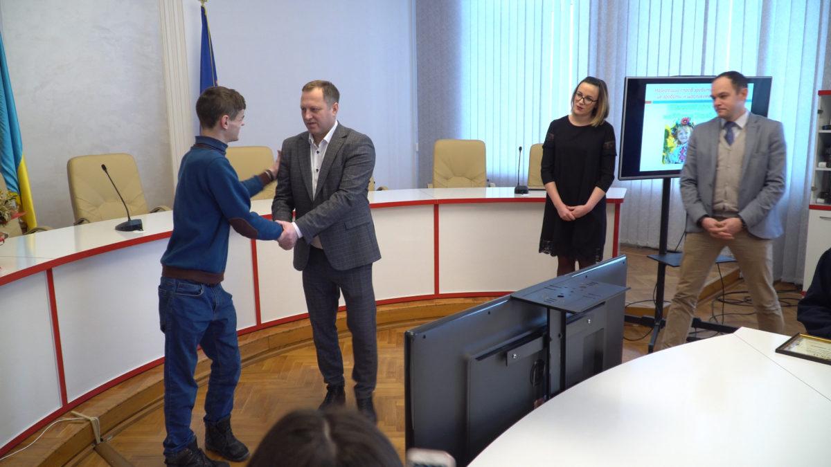 Жителі Тернопільщини отримали від держави кошти на купівлю житла (Відео)