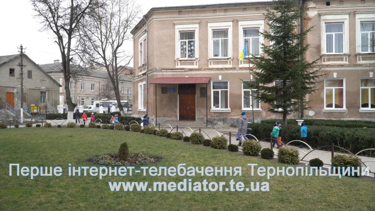 На Бережанщині 19 навчальних закладів закрили на карантин