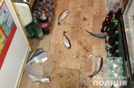 Хто винуватець бійки в магазині на Монастирищині – з'ясовує поліція