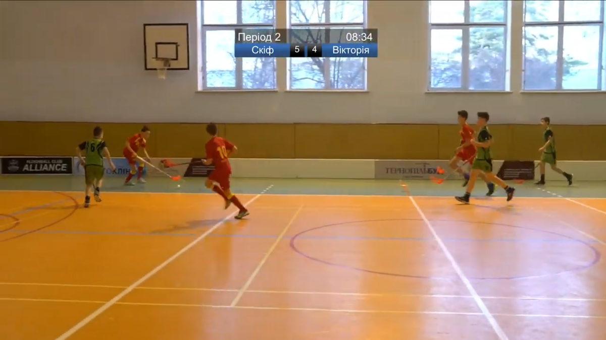 Тернопільські флорболісти від початку сезону зіграли 71 матч без поразок (Відео)
