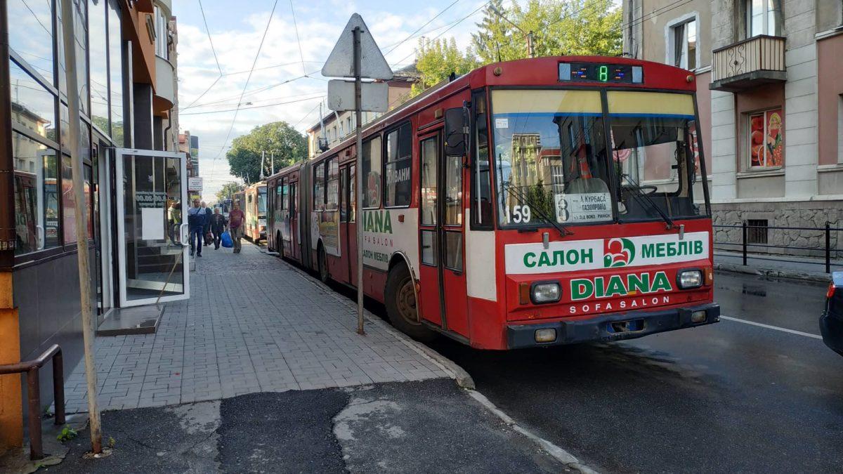 Нові маршрути громадського транспорту в Тернополі з'являться навесні