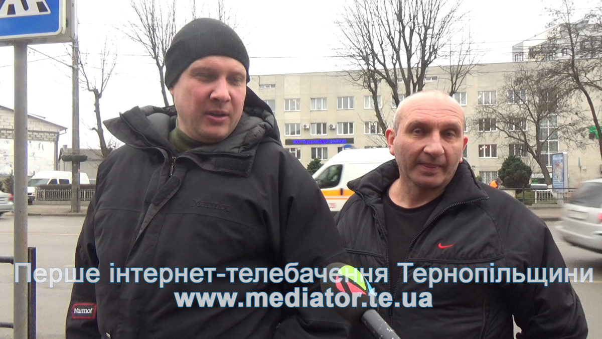 «Не у «Медобори», а в «Феофанію», – тернополяни про евакуацію українців з Китаю (Відео)