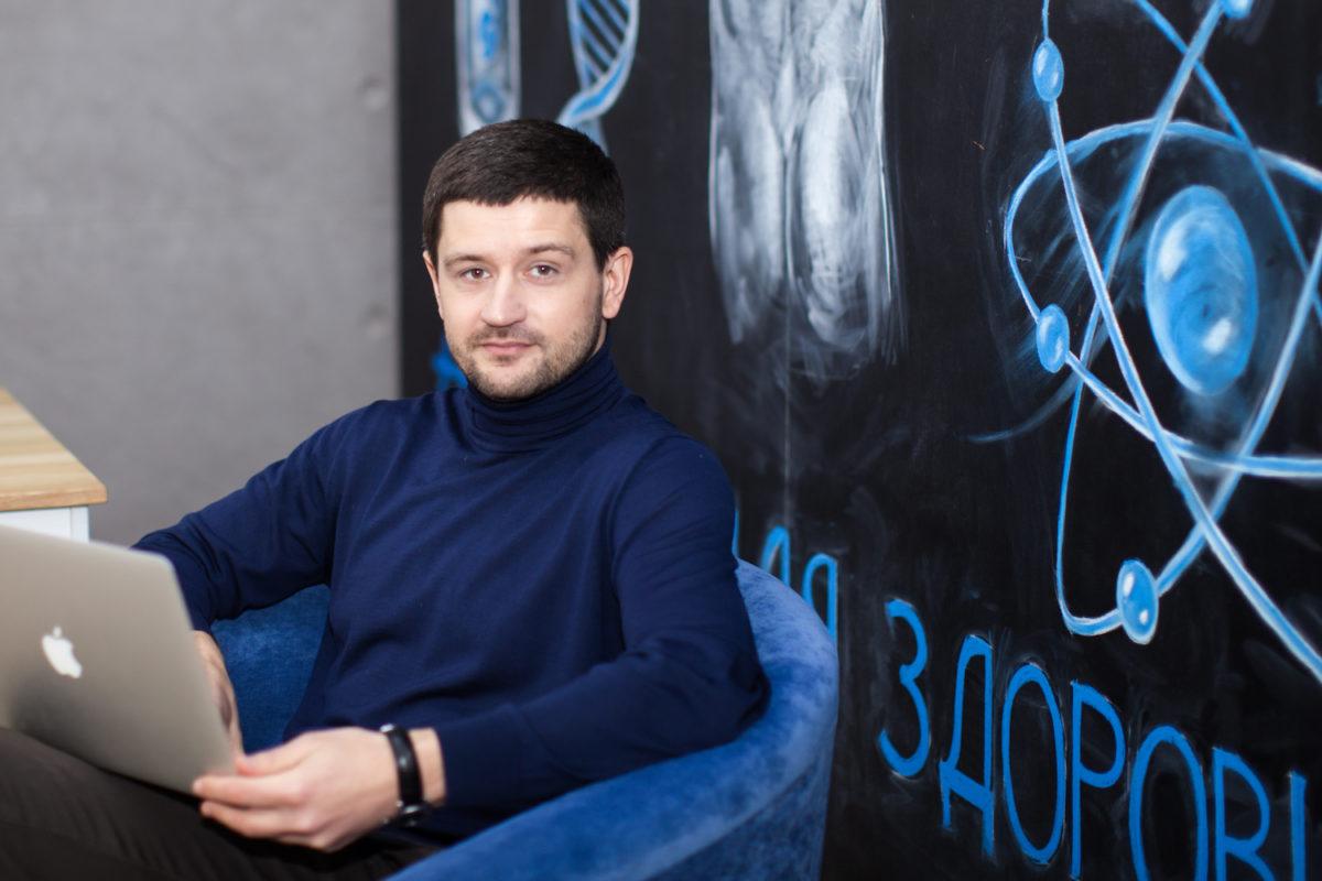 Як взяти здоров'я у свої руки – розкаже тернополянам головний біохакер України Святослав Ханенко