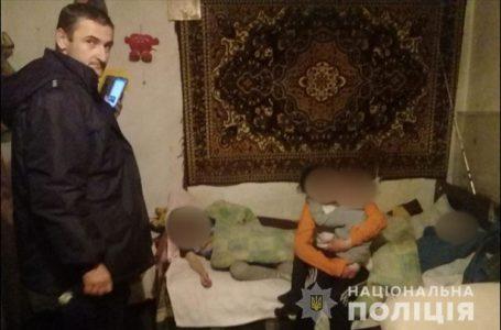 Вночі у Теребовлі розшукували трьох малюків, поки їхні батьки випивали