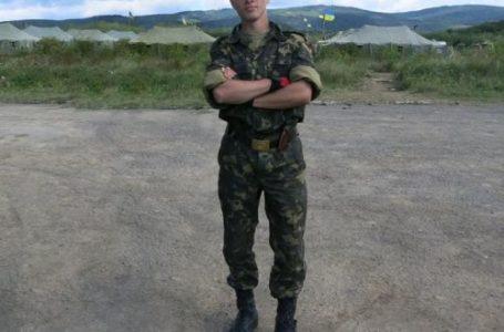 Завтра у Тернополі пом'януть Олександра Орляка, який 5 років тому загинув у бою