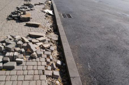 У Тернополі капітально відремонтують тротуари