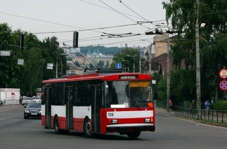 З 1 березня тролейбус № 5 не буде їздити через ринок