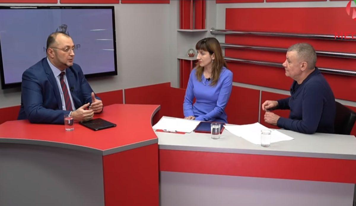 """Олександр Ковальчук у програмі """"Позиція"""""""
