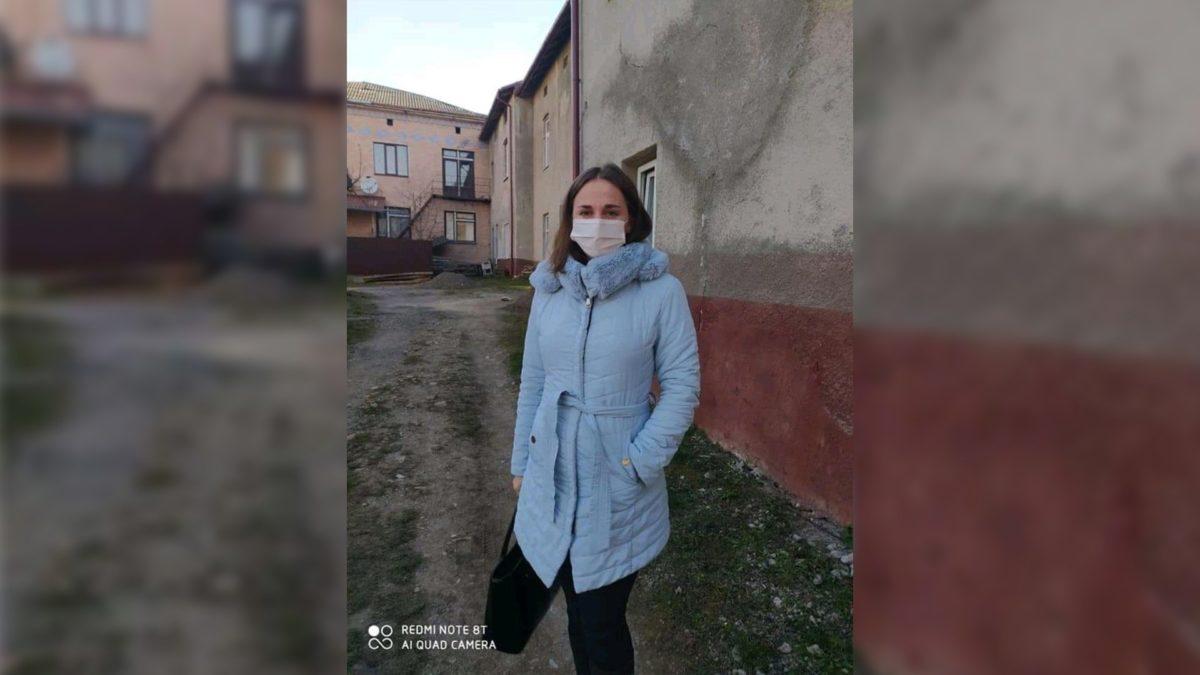 «Я не боюся коронавірусу», – вагітна інфекціоністка з Монастириська Тетяна Сиваник