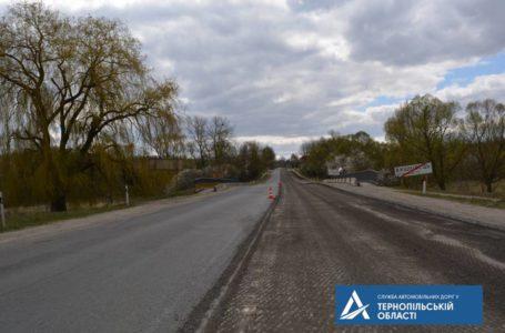 Почали ремонтувати вісім кілометрів дороги від Вишнівця до Горинки (Фото)