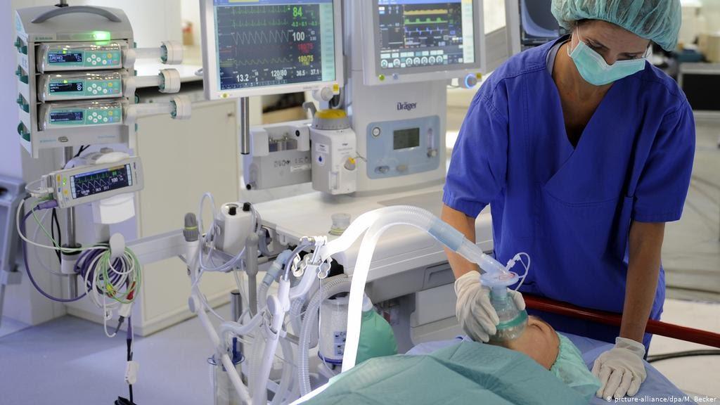 """""""COVID-19"""": що потрібно знати про роботу апаратів штучної вентиляції легень"""""""