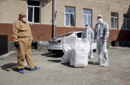 Волонтери Тернопільщини прозвітували про допомогу лікарям у боротьбі з коронавірусом (Відео)