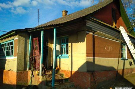 Через пожежу в будинку на Шумщині загинули двоє людей