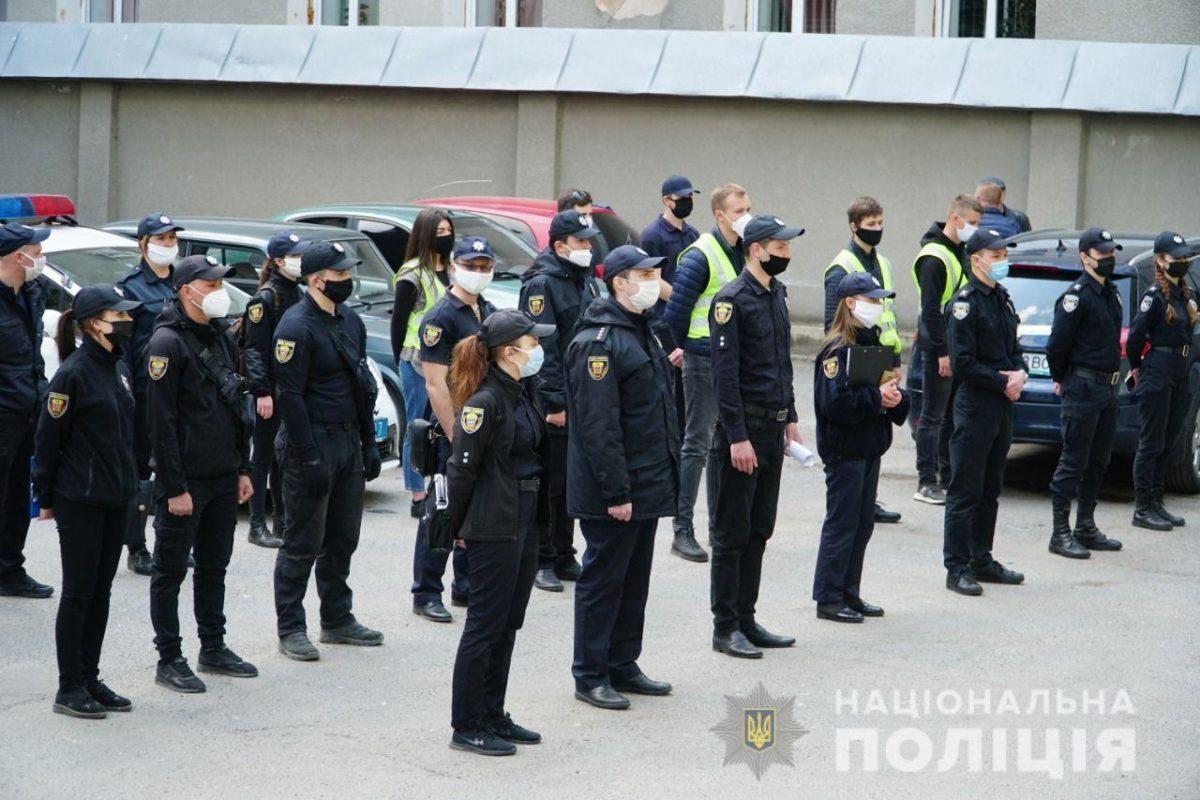 На Тернопільщині за порушення карантину склали понад сотню протоколів